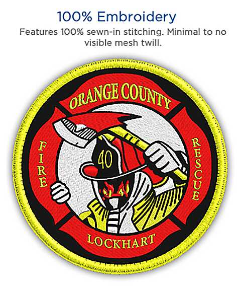 100-embroidered-patch