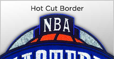 Hot Cut Border Edge