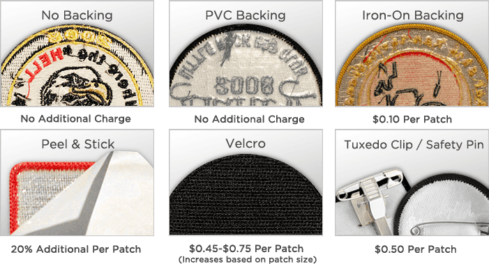 patch-backings