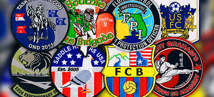 Patch Gallery